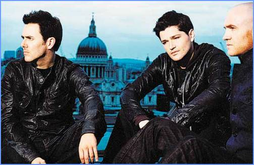 Pop/Rock Band The Script