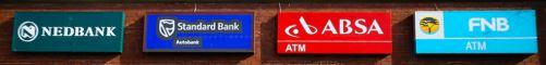 Absa FNB Nedbank Standard Bank