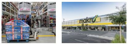 Makro Stores South Africa