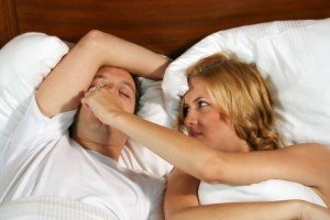 Funny Snoring Picture