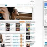 Download Tunes from Nokia's Online Music Store